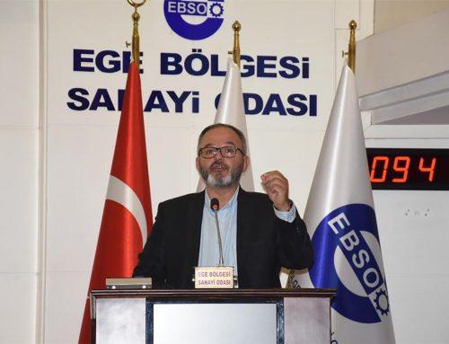 """EBSO Başkanlığında 20 Ağustos 2019 Salı günü """"İzmir Organize Sanayi Bölgeleri ve Serbest Bölgeler Platformu"""" İzmir Büyükşehir Belediye Başkanımızın katılımlarıyla gerçekleşmiştir"""